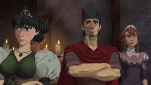 King's Quest si arricchisce con il terzo capitolo: Once Upon a Climb