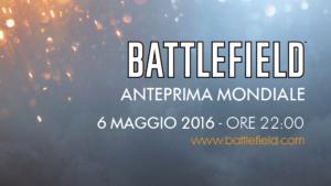 Il nuovo Battlefield sarà presentato il 6 maggio?