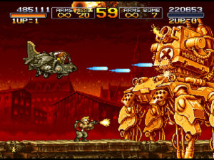 Metal Slug 2 è su Steam