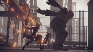 NieR: Automata, un nuovo trailer ed alcune immagini ci mostrano i personaggi