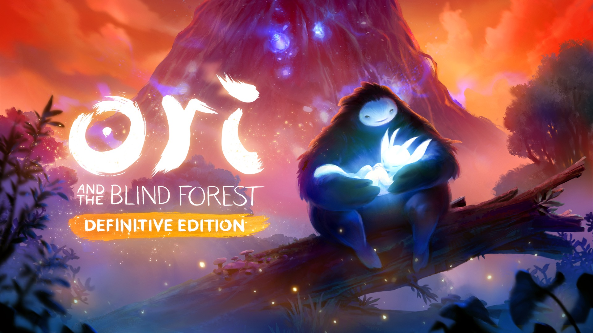 Ori and the Blind Forest Defintive Edition