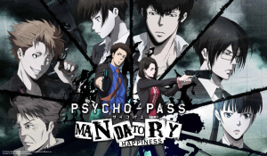 Psycho-Pass: Mandatory Happiness arriva a settembre in Europa su PS4, Vita e Steam