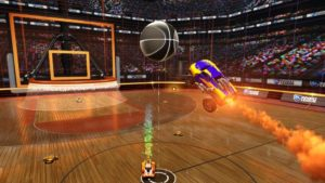 """La nuova modalità """"Hoops"""" di Rocket League scenderà in campo dal 26 aprile"""