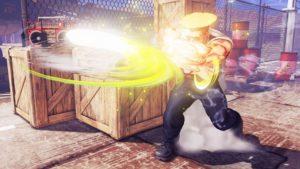 Street Fighter V, trailer per Guile
