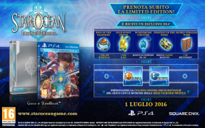 Star Ocean: Integrity and Faithlessness arriva il primo luglio, svegliate le Collector e la Limited