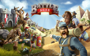 Battle Ages disponibile per console e dispositivi mobile