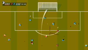 Super Arcade Football, Provato