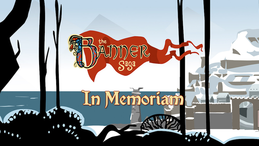 The Banner saga In Memoriam Trailer