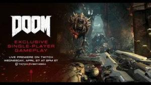 Doom, ecco la campagna single-player giocata dagli sviluppatori