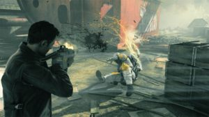 Quantum Break, disponibile la mega patch da 27gb per Pc