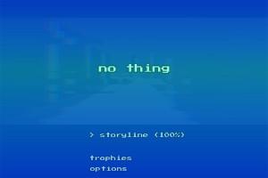 No Thing debutta oggi su Steam e mobile