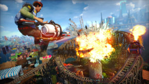 Games with Gold, i giochi nuovi sono Sunset Overdrive e Saints Row IV