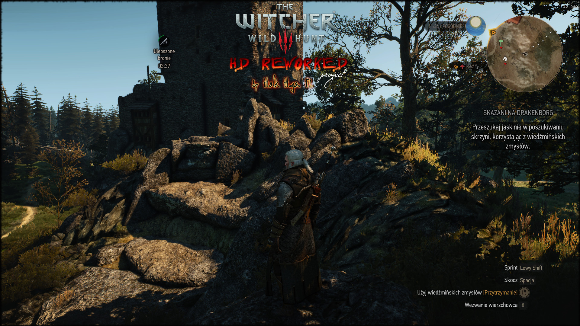 the witcher mod