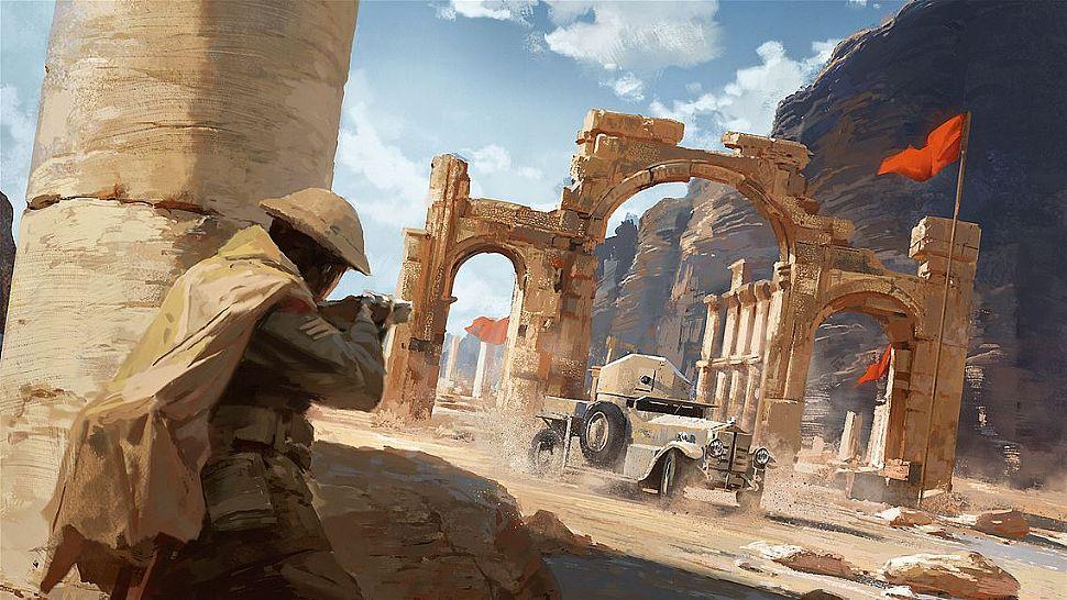 Battlefield 1 artwork C
