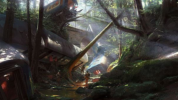 Battlefield 1 artwork
