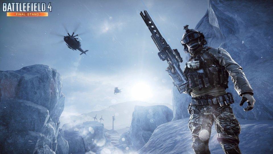 Battlefield 4 dlc Final Stand