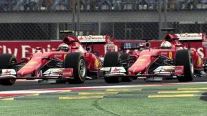 La versione Linux di F1 2015 debutta domani, trailer