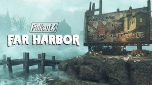 Fallout 4, Far Harbor disponibile da domani, nuovo video pubblicato