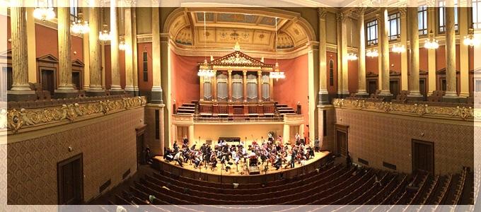 Filarmonica di Praga