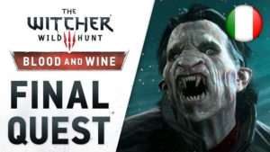 "The Witcher 3: Wild Hunt, trailer ""Final Quest"" per Blood and Wine"