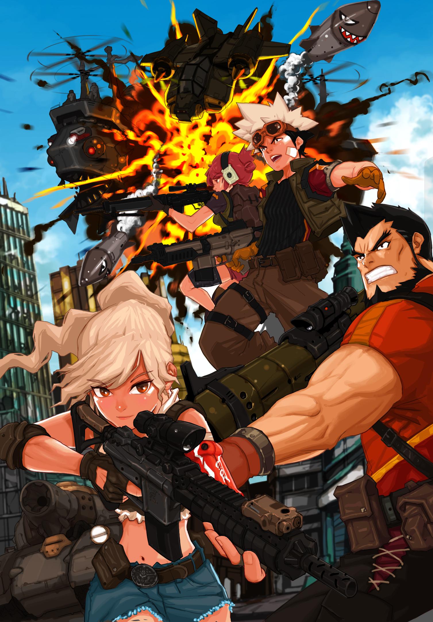 Metal Assault poster