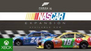 Forza Motorsport 6, disponibile l'espansione NASCAR, trailer