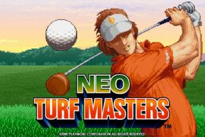 DotEmu rispolvera il classico Neo Turf Masters, sui farway di Android ed iOS a fine giugno