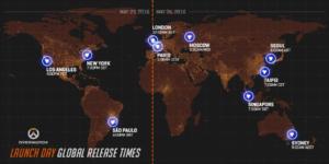 Overwatch, ecco gli orari dell'apertura dei server