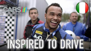 "Project CARS, nuovo video-diario ""Inspired to Drive – The Nicolas Hamilton Story"""