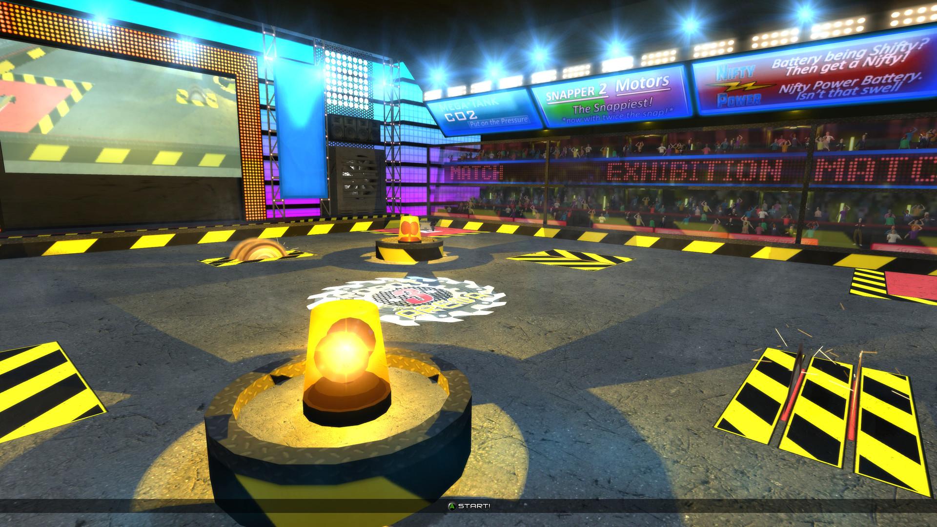 Robot Arena III C