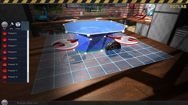Robot Arena III Screenshot B