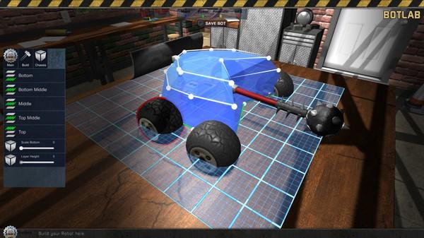 Robot Arena III Screenshot D