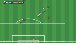Super Arcade Football, arbitro migliorato, tempo di recupero ed altro nell'aggiornamento 0.055