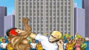 Capcom rileva l'identità dei due lottatori del filmato introduttivo di Street Fighter II