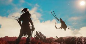 Il rebooth di Shadow of the Beast includerà l'originale su Amiga emulato, trailer sulla storia