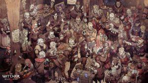 """The Witcher 3: Wild Hunt compie un anno, CD Projekt RED lo festeggia con una """"cartolina"""""""