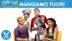 """The Sims 4, trailer per """"Mangiamo Fuori"""""""