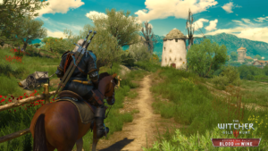 The Witcher 3: Wild Hunt, Blood and Wine è disponibile