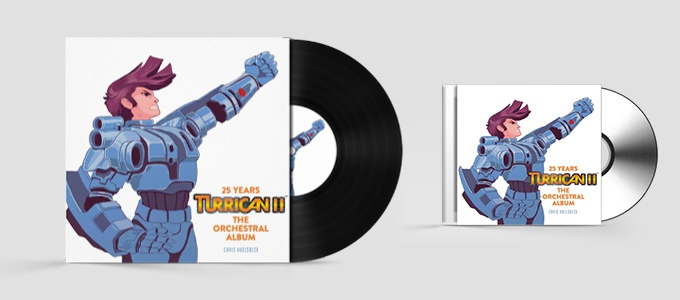 Turrican II orchestral