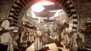 La prima parte dell'espansione Valencia di Black Desert Online arriva a giugno, tante immagini