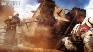 Electronic Arts annuncia ufficialmente Battlefield 1, debutterà il 21 ottobre, primi dettagli e trailer