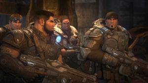 Gears of War Ultimate Edition si aggiorna su Windows 10