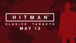 Hitman, il primo Elusive Target arriva domani