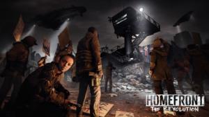 Homefront: The Revolution arriva in Europa nel week-end, trailer di lancio