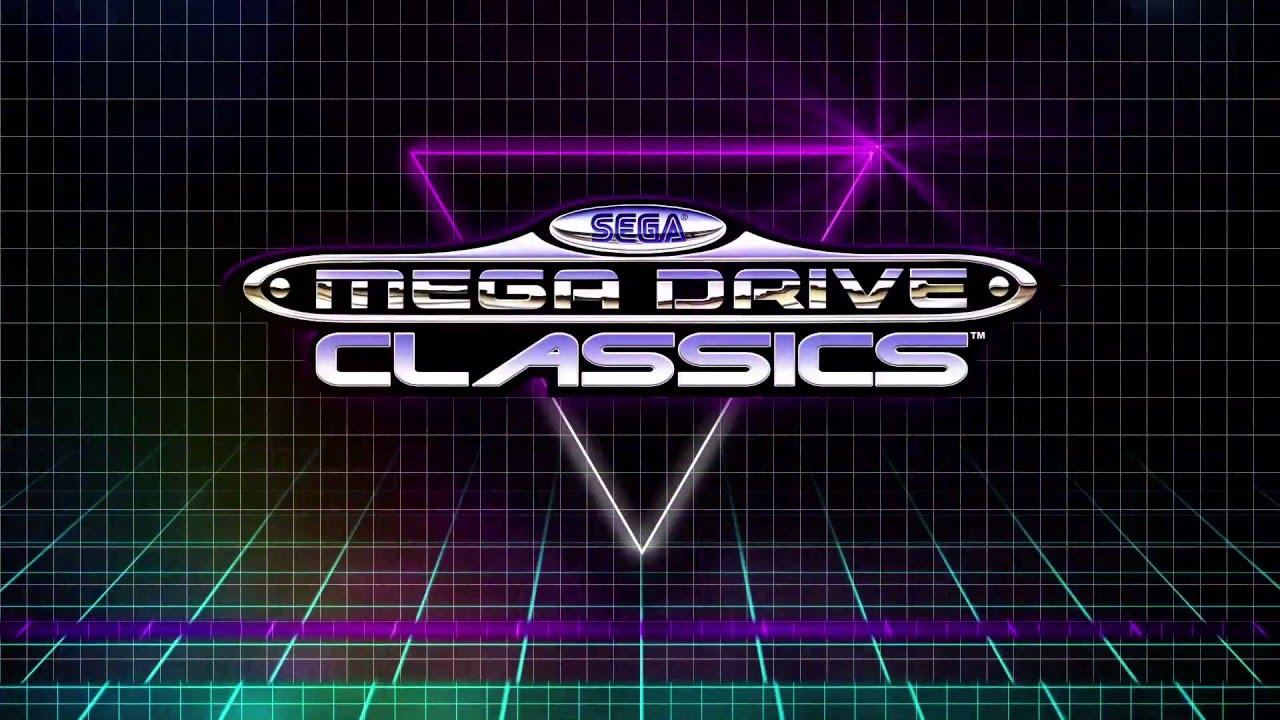 hub Mega Drive e Genesis Classic