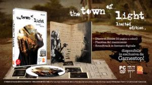 The Town of Light – Limited Editiondisponibile in esclusiva da Gamestop, ecco i contenuti