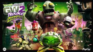 Plants vs Zombies Garden Warfare 2, in estate arriverà un dlc gratuito