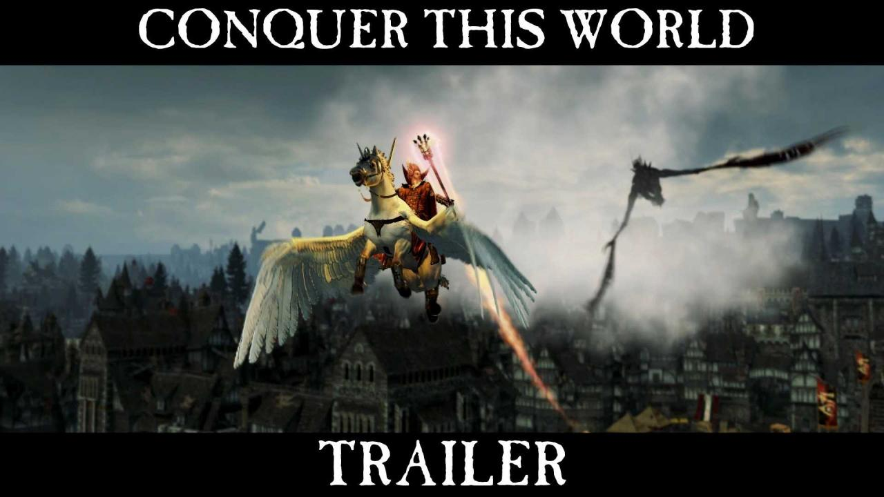trailer di lancio total war warhammer