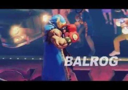 Balrog SF V