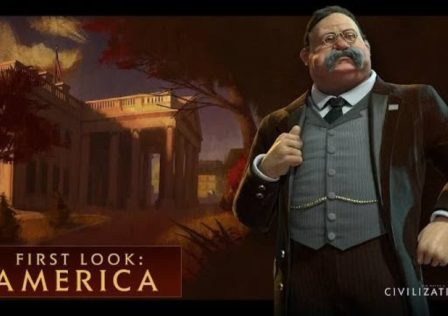 Civilization VI trailer America